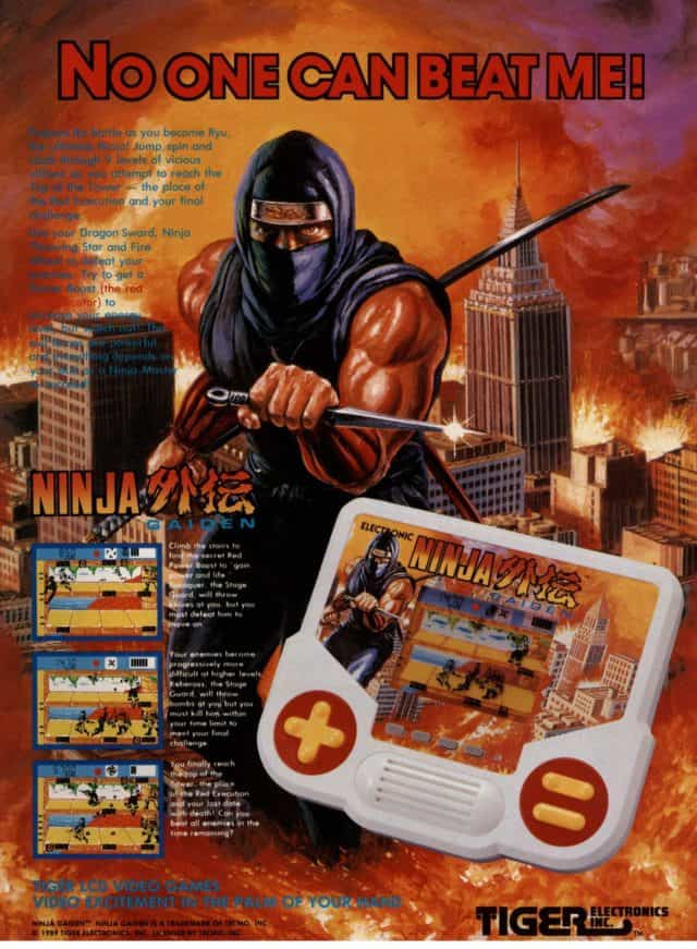 A Collection of Old Gaming Ads for the Nostalgia in All of Us