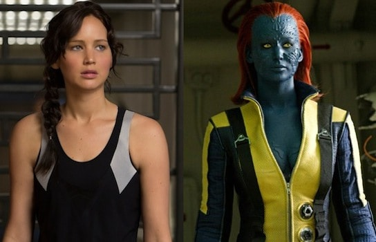 Actress Playing Katniss In Hunger Games Movie