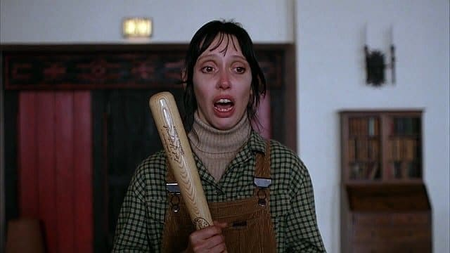 Shelley Duvall S Experience Filming The Baseball Bat Scene In The Shining Was Brutal