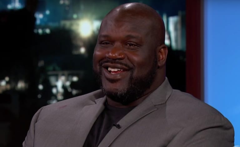 Shaq doesn 39 t think the earth is flat and he also leaves for Where does shaq live