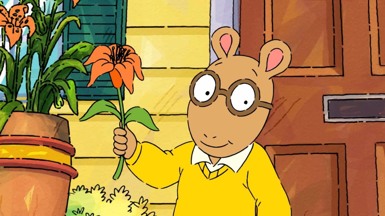 Arthur Tv Show