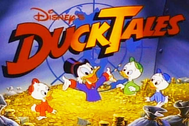 Listen To Real Ducks Sing An Auto Tune Version Of The DuckTales