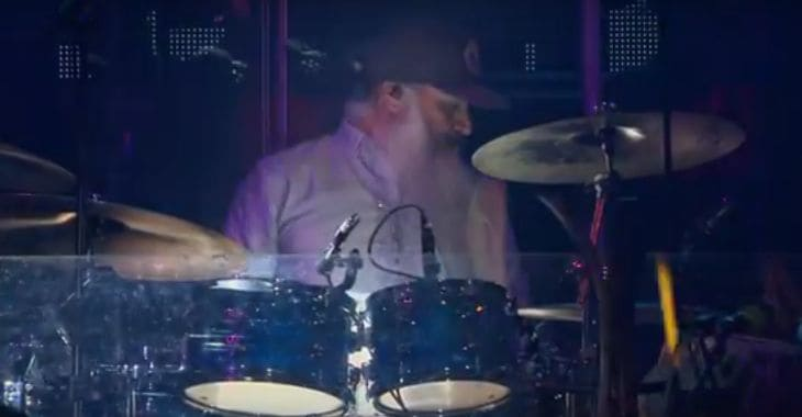 Hans zimmer performs from the movie inception live at for Hans zimmer house