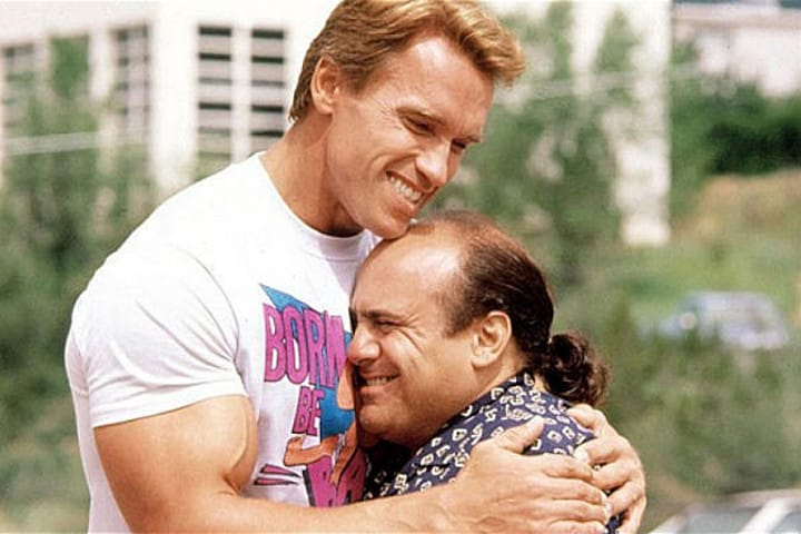 So Arnold Schwarzenegger Is Going To Be In A Twins Sequel