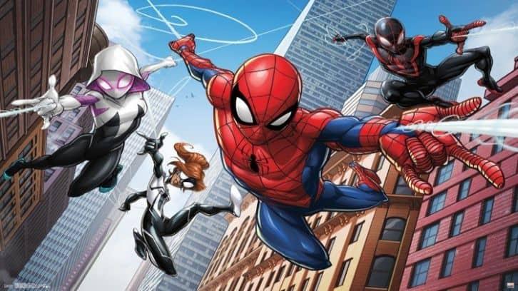 Marvel: Spider-Man New Promo Poster Leak For Disney XD