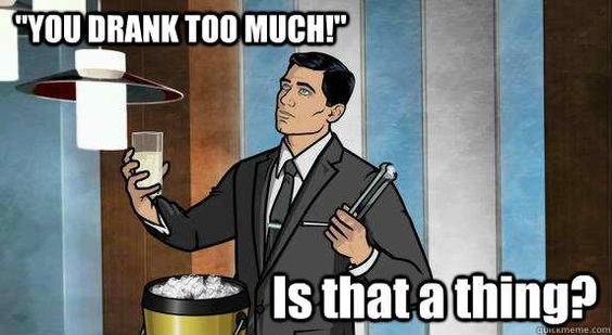 A Collection of Sterling Archer Quotes Because Why Not?