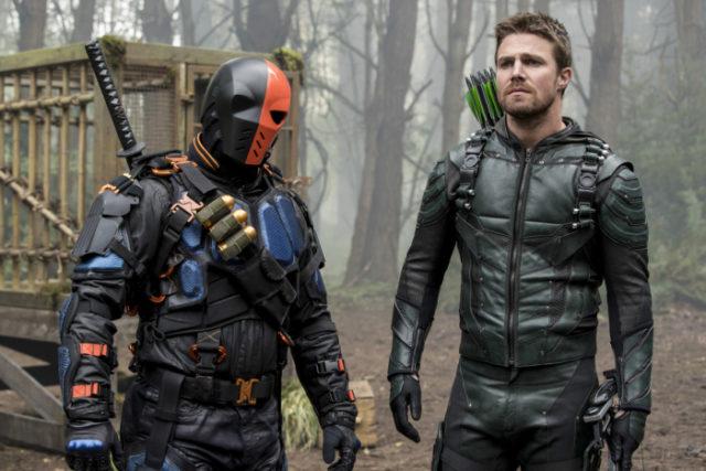 Arrow Season 5 Finale