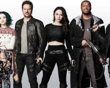 Dark Matter Season 3 Cast