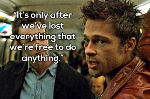 15 Tyler Durden Quotes That Should Wake You Up