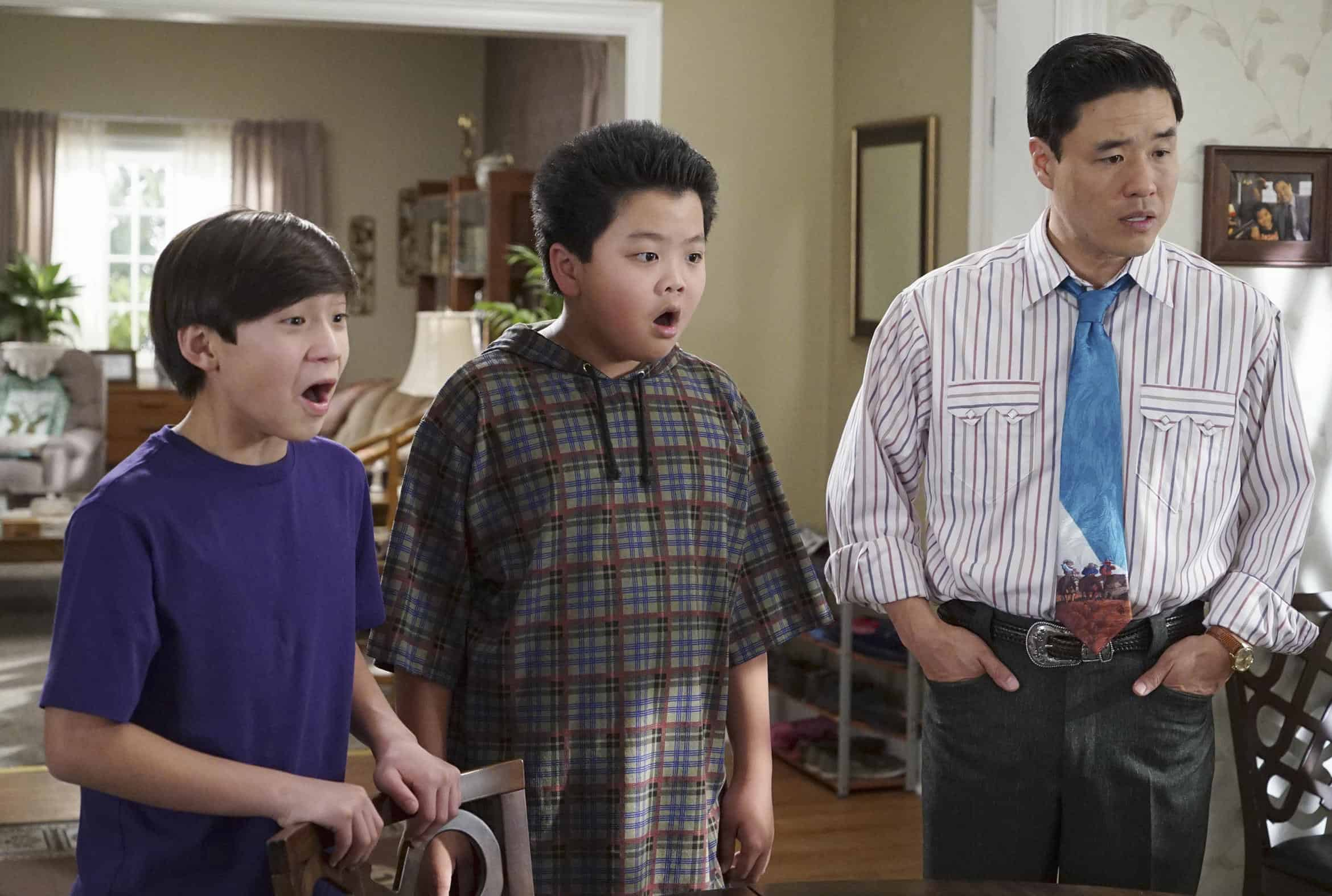 Five Things You Never Knew About Fresh Off The Boat