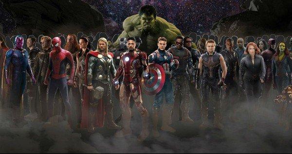 Infinity War Fan Cast