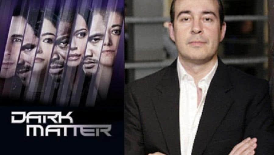 Joseph Mallozzi, co-creator of Syfy's Dark Matter
