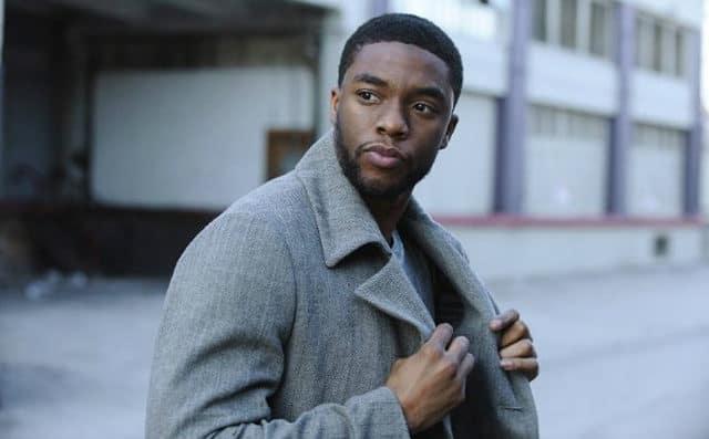 Chadwick Boseman to star in Marshall