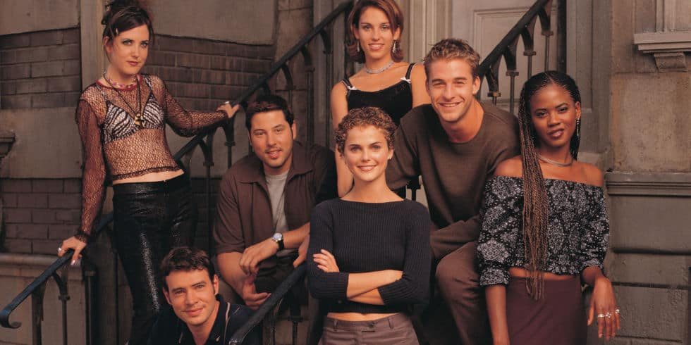 whatever happened to the cast of felicity. Black Bedroom Furniture Sets. Home Design Ideas