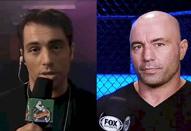 The Evolution of Joe Rogan From Stand Up Comedian to MMA Guy