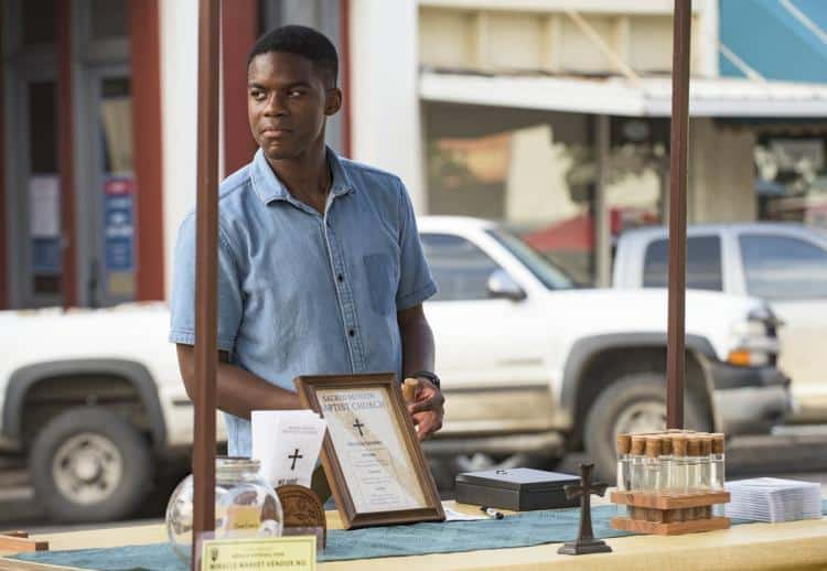 Five Things You Didn't Know About Jovan Adepo