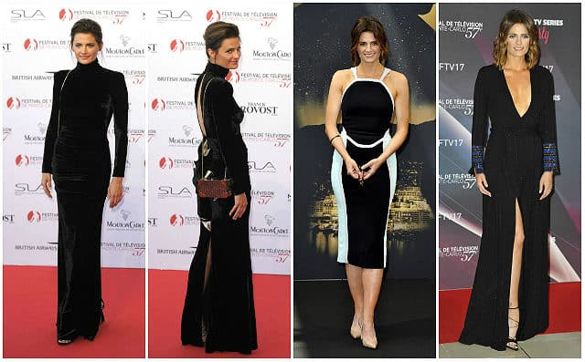 Monte Carlo TV Fest - Stana Katic Style