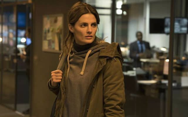 Absentia is coming - Stana Katic as FBI agent Emily Byrne