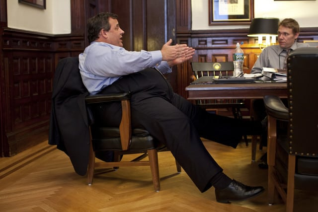 Image result for chris christie high pants