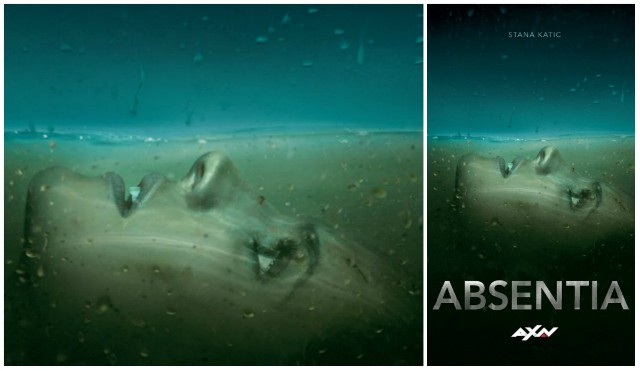 1st official Sony AXN trailer for Absentia - The Poster
