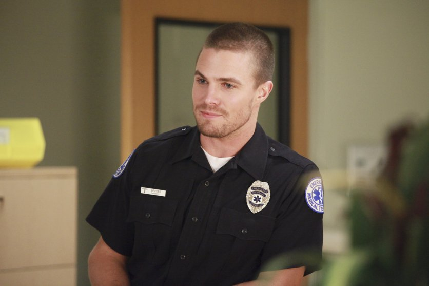 Stephen Amell Beauty And The Beast