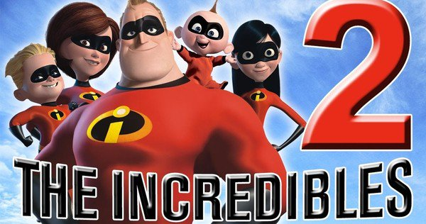 Incredibles 2 >> This Is What The Incredibles 2 Is Going To Be About