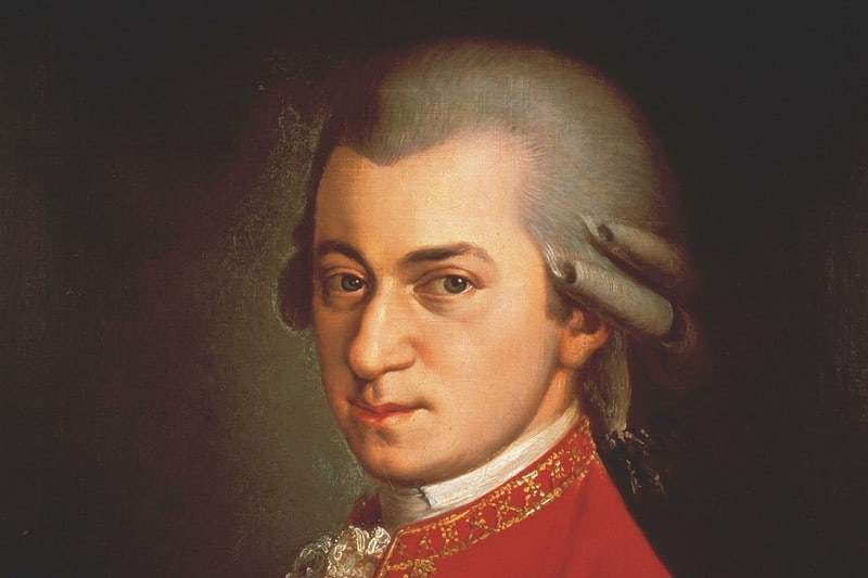 The Top Uses Of Mozart Music In Movies