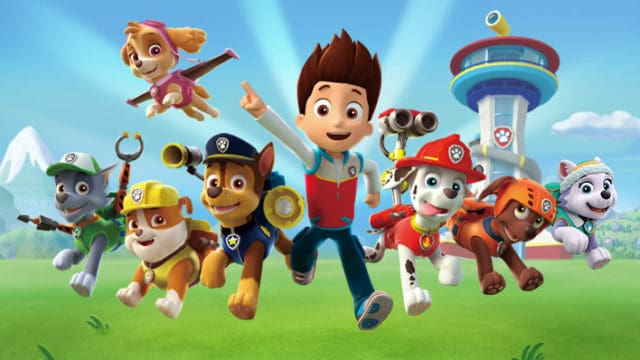 Five Things You Didn T Know About Paw Patrol