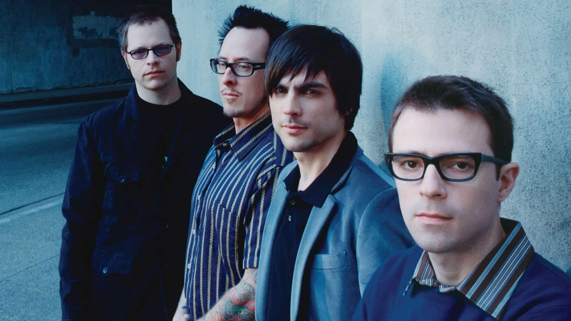 I Weezer annunciano il nuovo album
