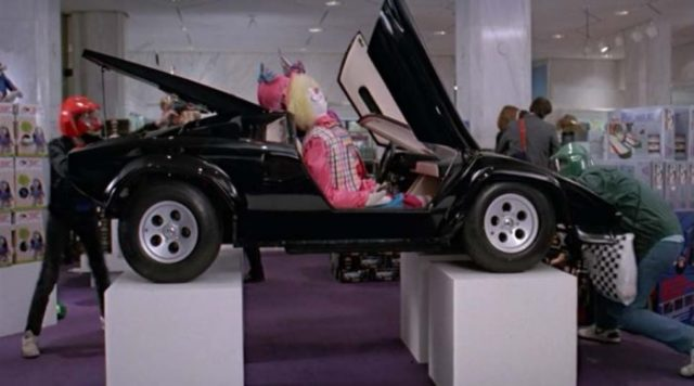 The Top Five Lamborghini Models Featured In Movies