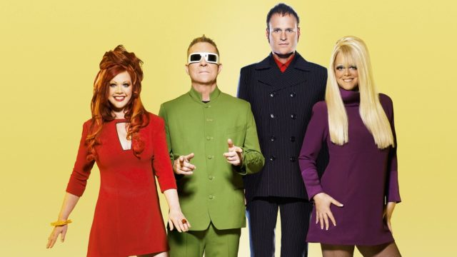 The B'52s