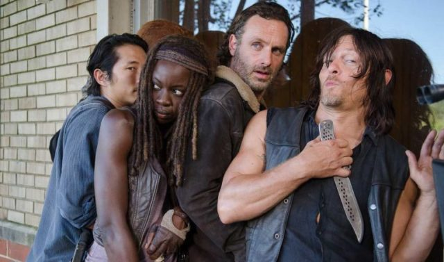 Walking Dead Producers are Claiming Huge AMC Profit Scam