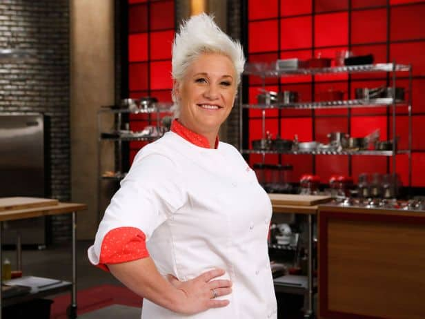 Five Things You Didn T Know About Anne Burrell