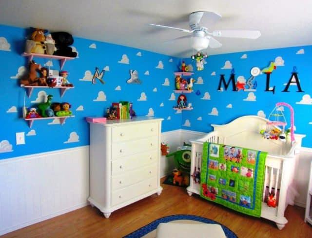 10 Amazing Disney Themed Baby Nurseries