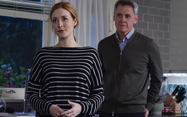 Salvation episode 5 - Grace and her Dad