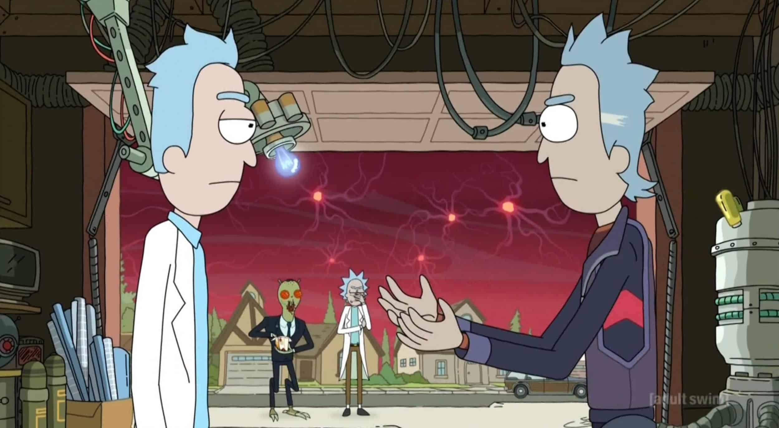 Check Out This Musical Rick And Morty Remix Based On
