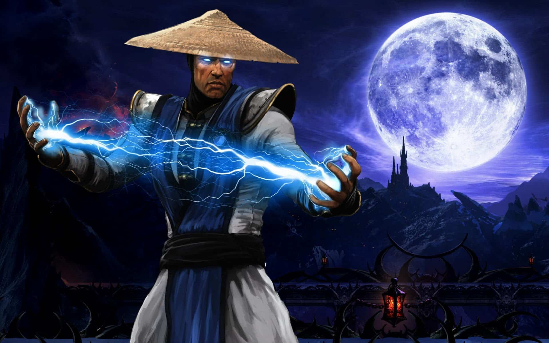 10 Things You Never Knew About Mortal Kombat S Raiden