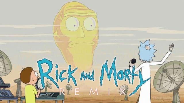 Awesome Music Remixes of Rick and Morty Season 3 Episodes