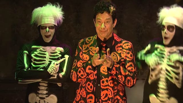 tom hanks didnt even want to play david s pumpkins at first