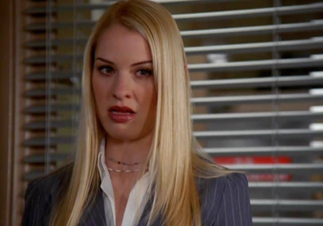 Leslie Grossman what i like about you