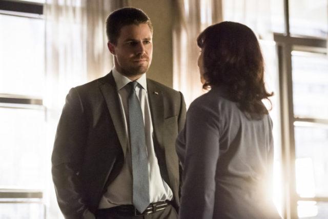 Arrow Season 6 Premiere