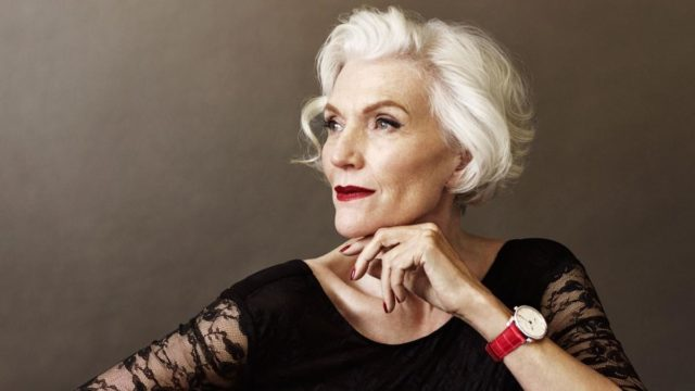 Five things You Didn't Know about Maye Musk