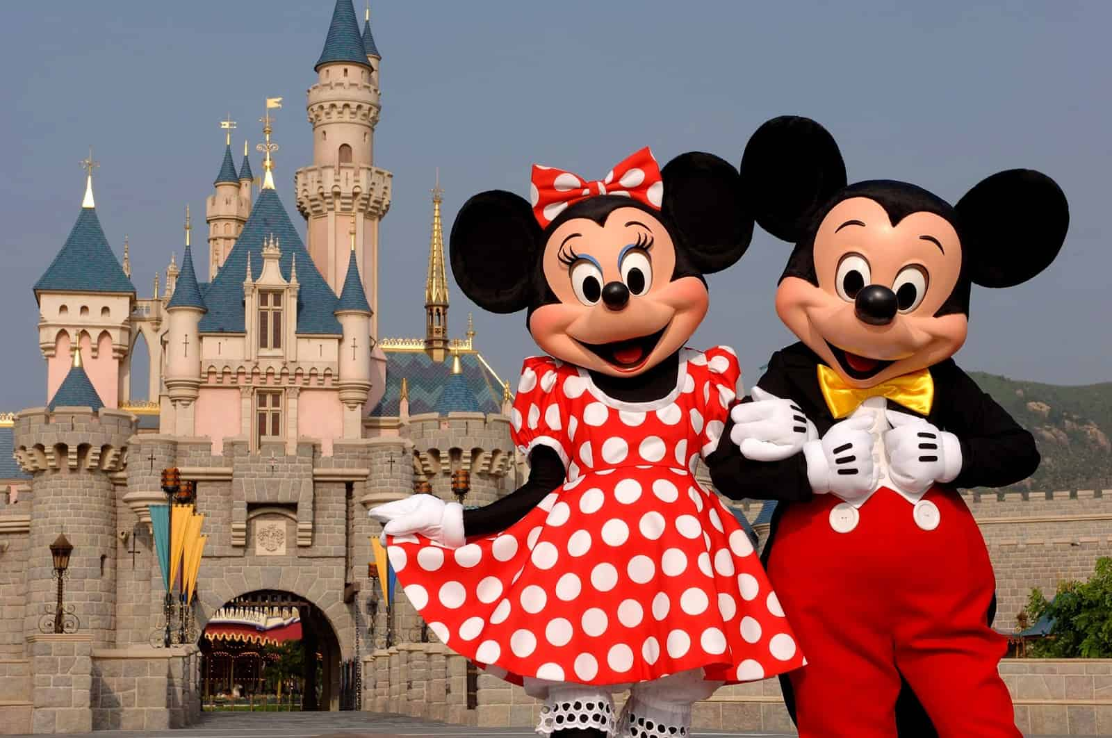 Did you know mickey mouse and minnie mouse were married in real life - Mickey minnie amoureux ...