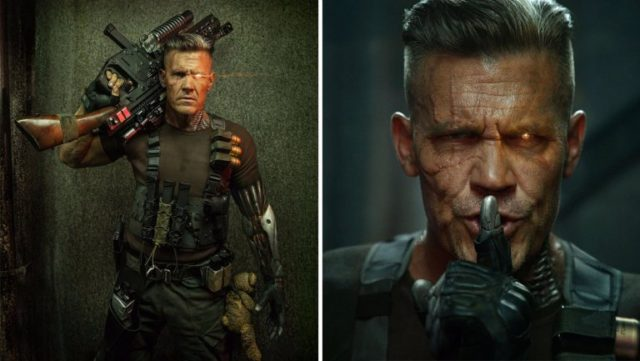 This is How Josh Brolin Ended Up Playing Thanos and Cable