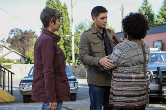 Supernatural review we meet patience supernatural m4hsunfo