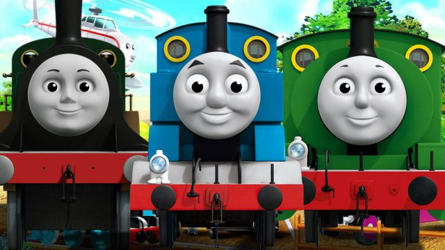 Thomas And Friends Moving From PBS To Nickelodeon