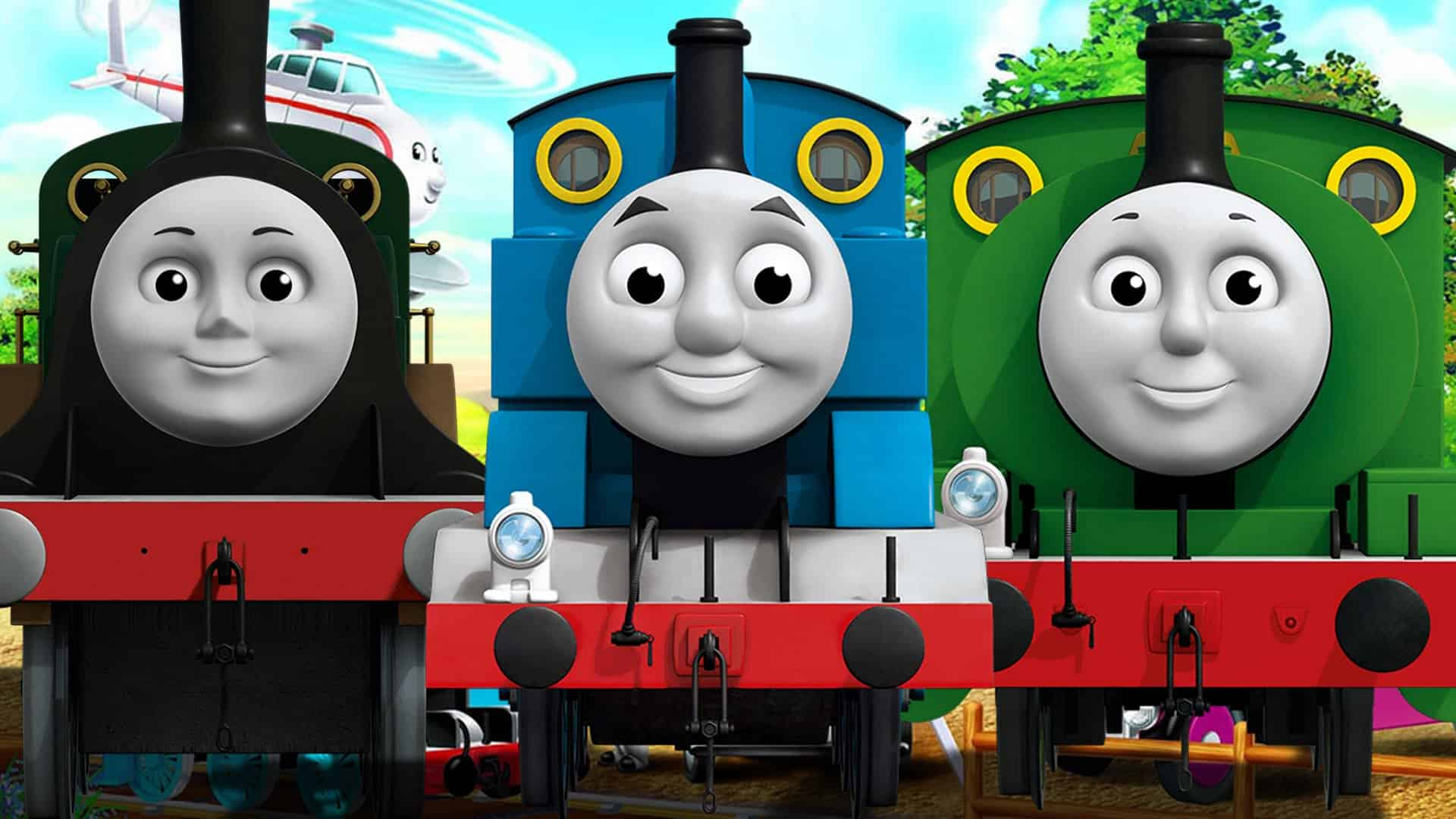 Quot Thomas And Friends Quot Moving From Pbs To Nickelodeon