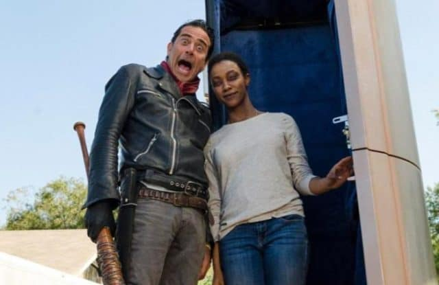 When The Walking Dead Cast Gets Silly Behind the Scenes
