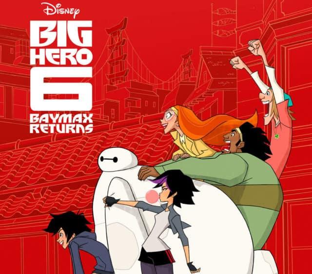 big hero 6 aunt cass weight gain