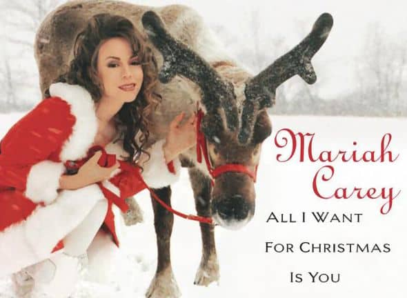 Mariah Careys All I Want For Christmas Is You.Mariah Carey S All I Want For Christmas The Gift That